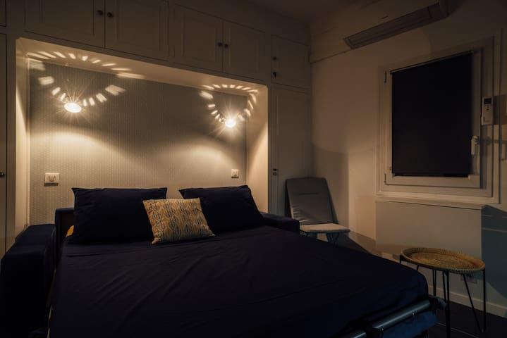 Votre Studio à MC /Studio Apartment Monte-Carlo - Beausoleil - Leilighet
