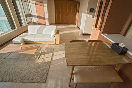 English/中文OK! Luxurious Trapalace 2-Bedroom Suite - Mapo-gu - Apartment