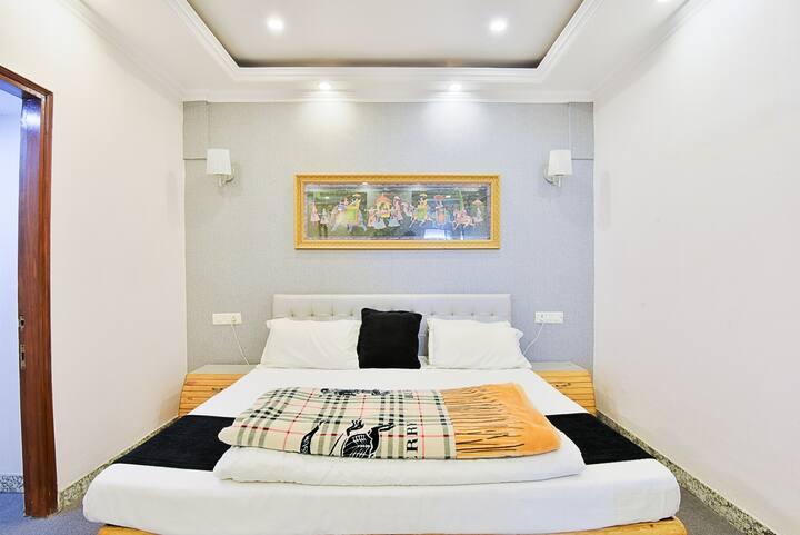 Modern luxurious studio next to DLF Promenade mall