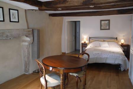 chambre dans le centre de Cluny - Cluny - ที่พักพร้อมอาหารเช้า