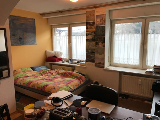 1,5-Zimmer-Wohnung in Marburg Kernstadt