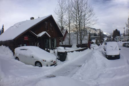 Top End of Elk downtown CB - Crested Butte - Σπίτι