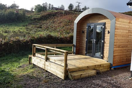 New for Autumn - Glamping POD