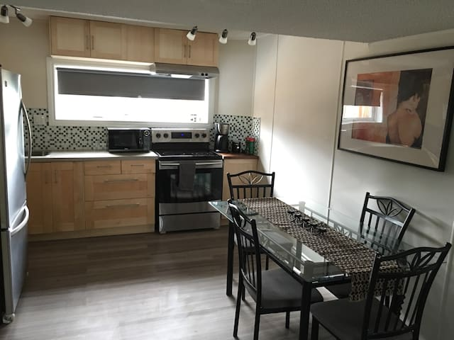 Newly Renovated 1 Bedroom Suite - Edmonton - Appartement