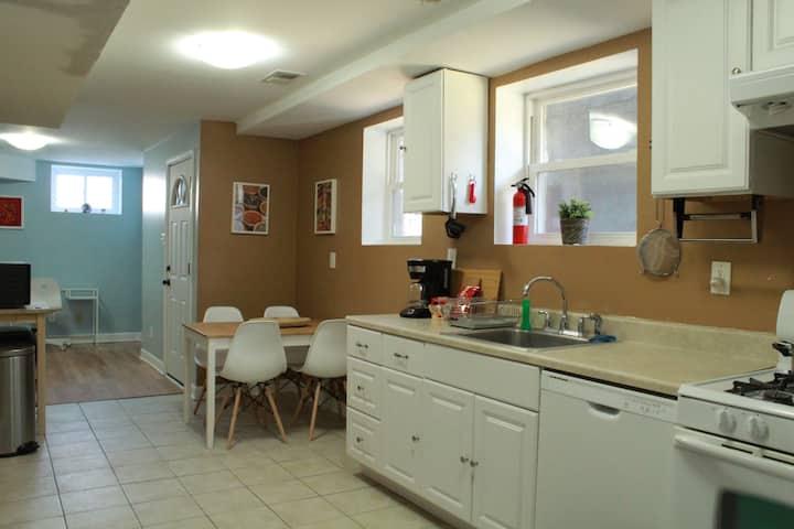 Pilsen Garden 2 bedroom Suite Monthly Rental