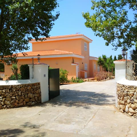 """Ses Oliveras""- villa in countryside - rural idyll"