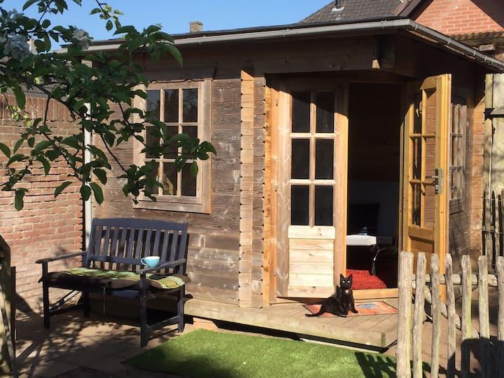 Cosy Garden House Relax voor 1 of 2p