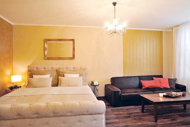 Luxury apartment in Ostrava city Centr name ROMA