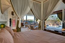 Villa Kingfisher, 2 bedrooms on the waterfront