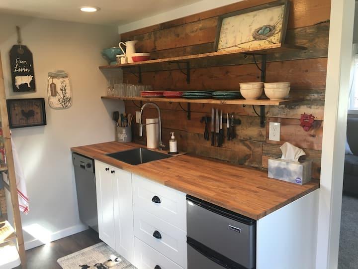 Warm Creek Cottage