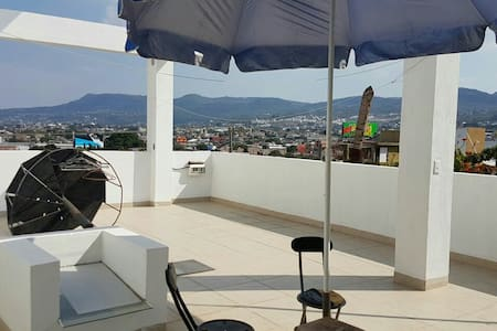 Amazing terrace place in downtown - Tuxtla Gutiérrez  - Byt