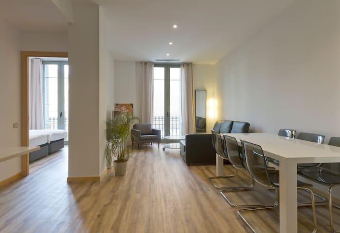 Luxury 2-bed Apartment Arc de Triomf