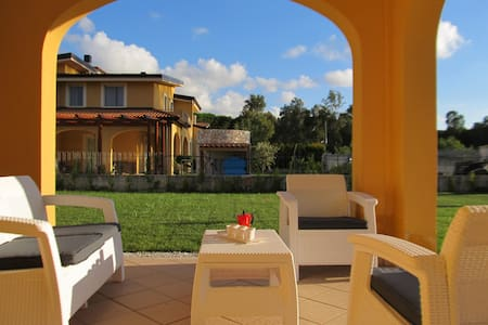 Pizzo Beach Club 3 Bedroom Villa 5V - Pizzo