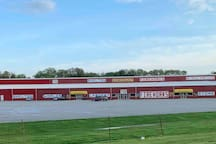 Worlds Largest fireworks warehouse. Bottle rockets, smoke bombs, snakes, Roman candles, comets, sparklers, waterfalls and a lot more!