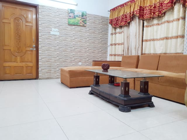 Duplex H,Near airport VIP area best security 24Hrs