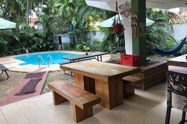 Friendly Hostel with great location in Panama City