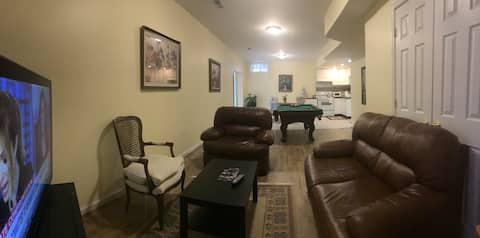 Two Bedroom Walk-out basement Apartment