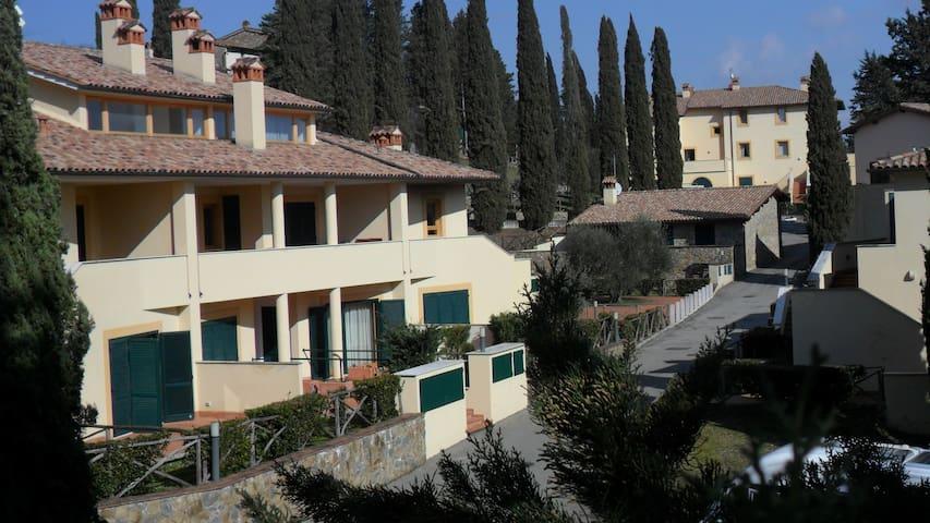 Country Apt. Toscana (Tripla)