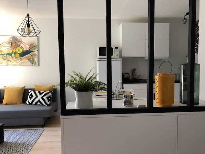 Appartement design Orléans classé 2 étoiles