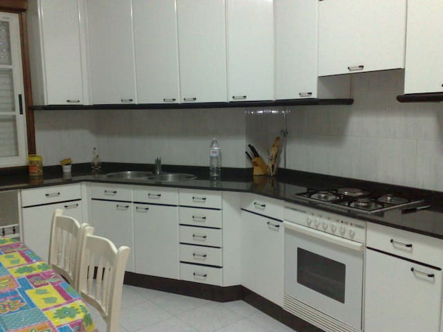 Apartamento centrico en Villanueva de Arosa - Vilanova de Arousa - Wohnung