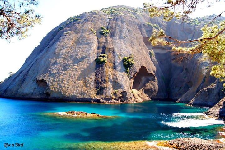 Magnifique villa avec piscine proche de cassis. - Ceyreste