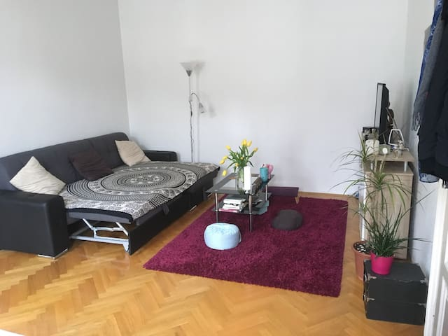 Gemütliche 2 Zimmer-Wohnung 45m2