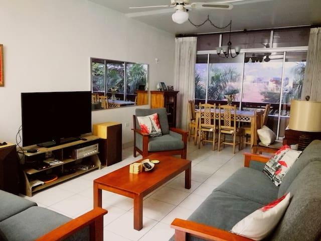 Heart of Port of Spain - Savannah Suite