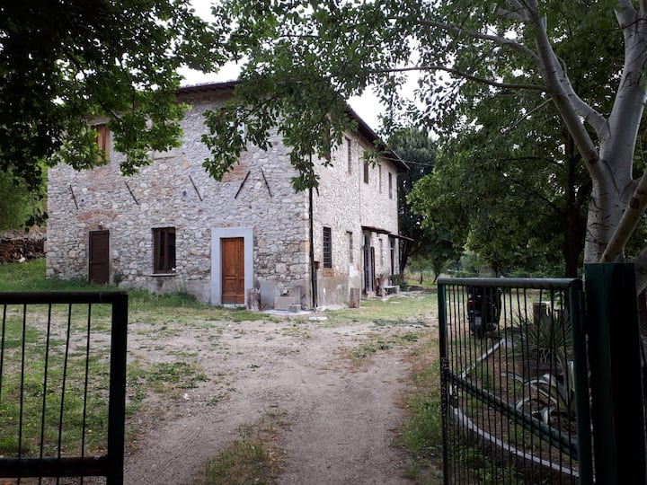 Private cozy room near Florence