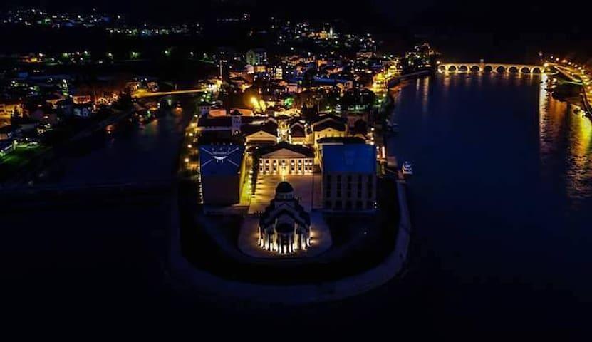 """Double rooms """"Ušće"""" Višegrad"""