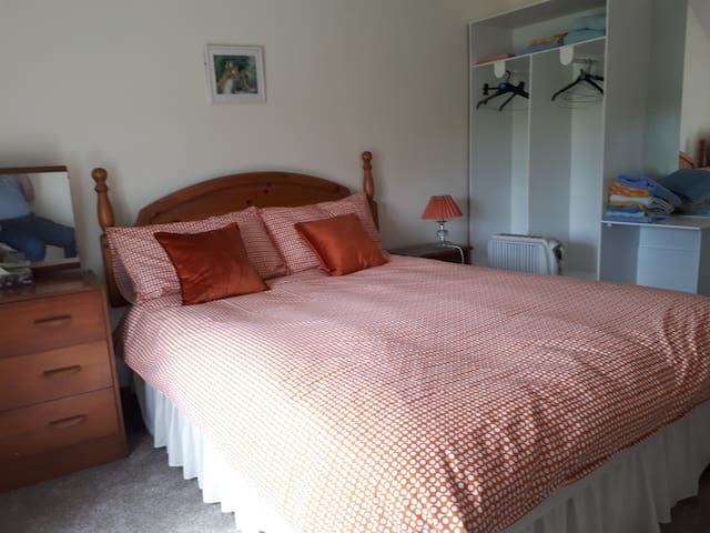 One of the Double en suite rooms