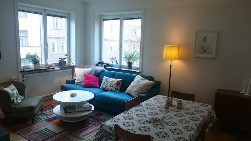 Cozy 2 room apartement at Hornstull - Stockholm - Apartment