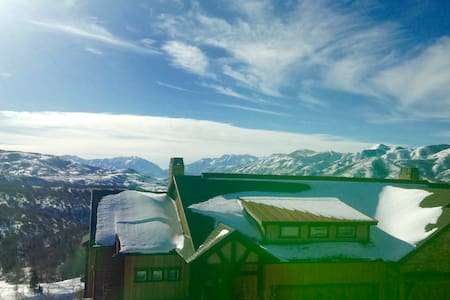 New Listing!  New Home 8 miles to Slopes! - Park City
