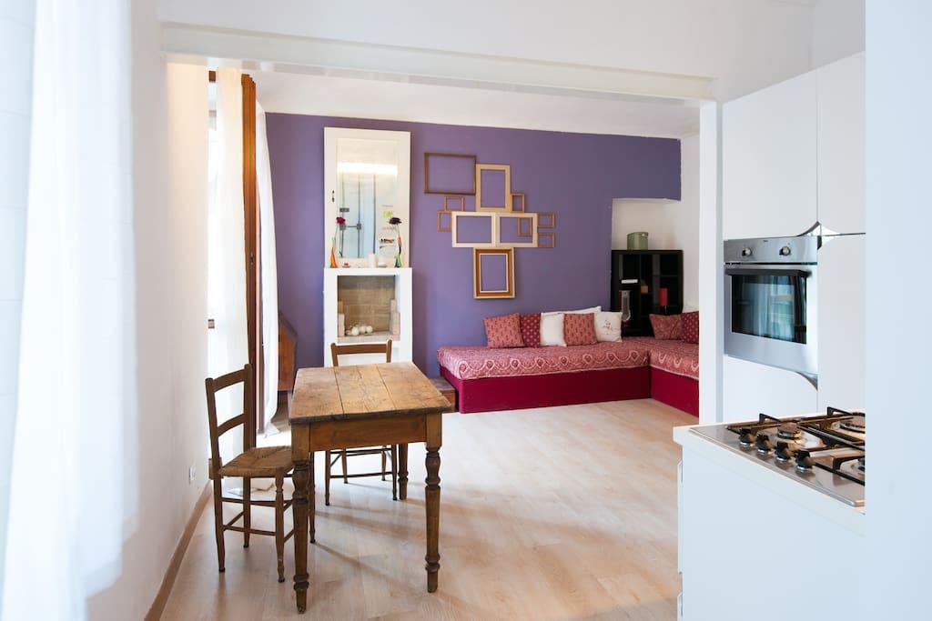 cit ma bel studio flat appartamenti in affitto a torino piemonte italia. Black Bedroom Furniture Sets. Home Design Ideas