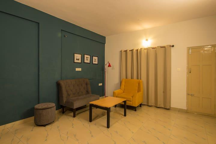 Vinayaka Vilas apartment 1BHK