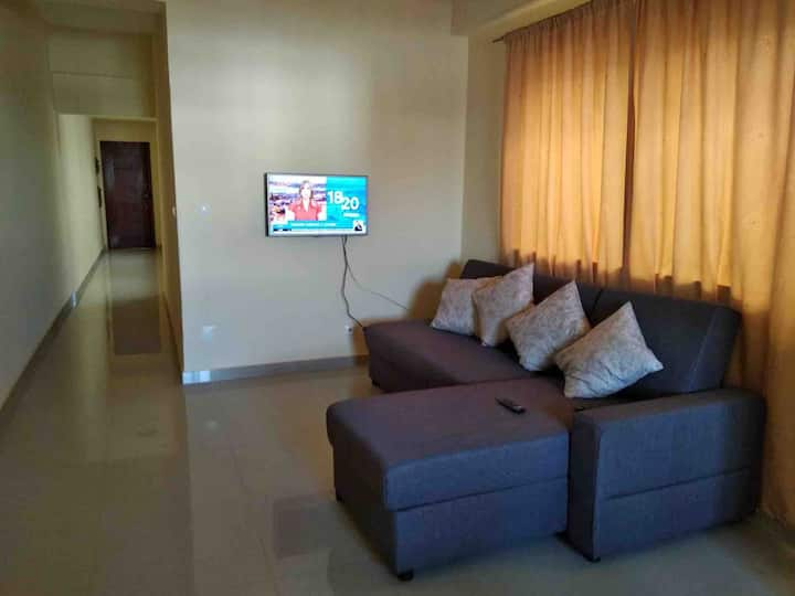 Apartment for holidays, business and recreation
