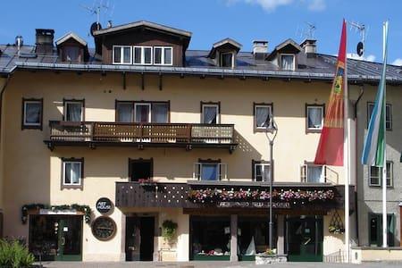 Appartamento su due piani nel cuore di Cortina. - Cortina d'Ampezzo - Apartment