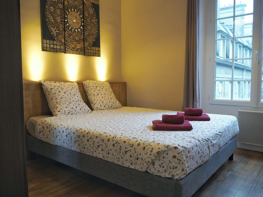 La Chambre, Bultex 160 cm.