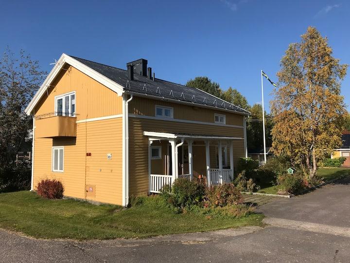 Jukkasjärvi Lantbruksgården