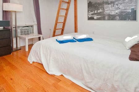 Nice beautiful room In the Bronx - Bronx - Appartement