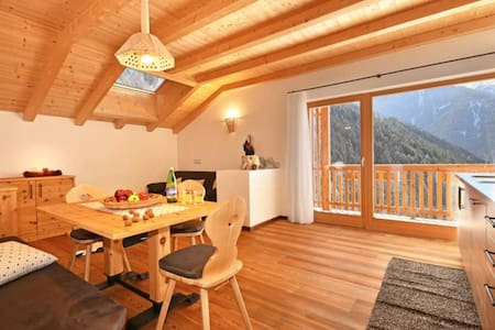 Charming Apartment Bacherhof with Mountain View, Wi-Fi, Balcony & Garden; Parking Available