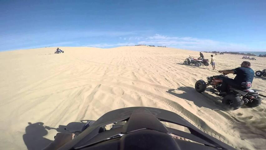 los arenales renta de motos