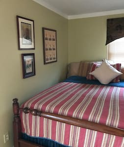 Private Bedroom in Cranbury, NJ. - Cranbury Township - Casa