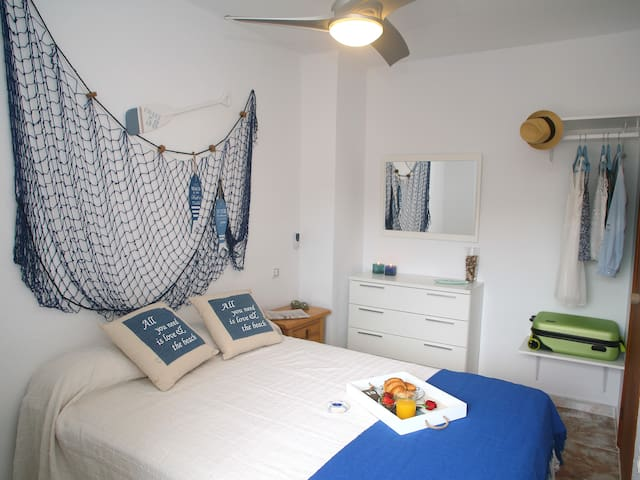 Estudio céntrico a 1 min de la playa, SOLO ADULTOS - Peñíscola - Apartamento