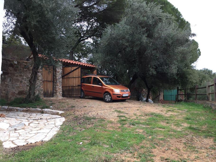 Casa la toscana linares de la sierra aracena cottages for rent in linares de la sierra - Casa rural linares de la sierra ...