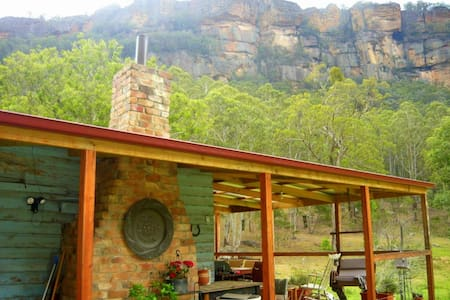 "Wolgan Valley Escapes- ""Red Cliffs"" - Wolgan Valley"