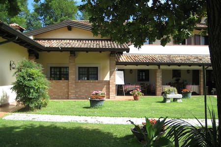 Agriturismo Casa Shangri-La relax e vini e cibo - San Giovanni Al Natisone
