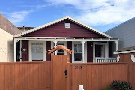 Grandma's Beach House, 2 bdrm 1 ba - 帕西菲卡(Pacifica) - 独立屋