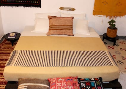 Aman double bed room - 30% discount - Taghazout