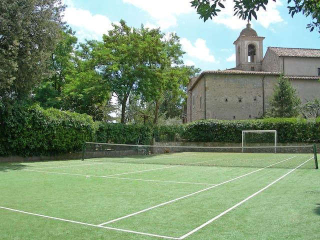 San Francesco - San Francesco 1, sleeps 2 guests - Lugnano In Teverina - Huoneisto