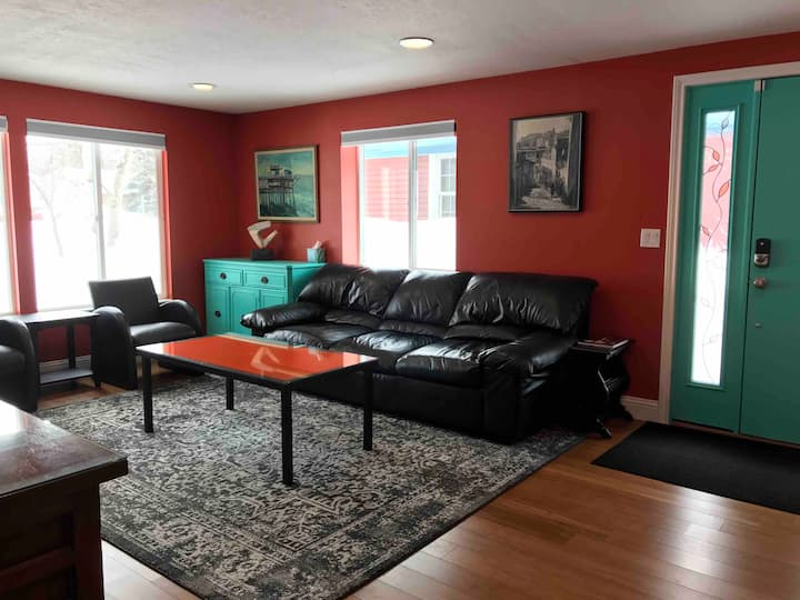 Downtown Steamboat Sojourn-5 Star Comfort & Style